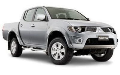 Mitsubishi Triton 2.5 diesel ECU Remap and EGR Fix