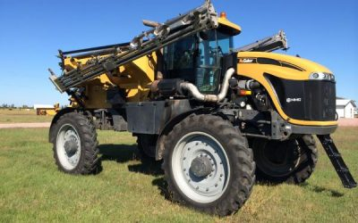 Rogator RG1300 ECU Tune and AdBlue Solution