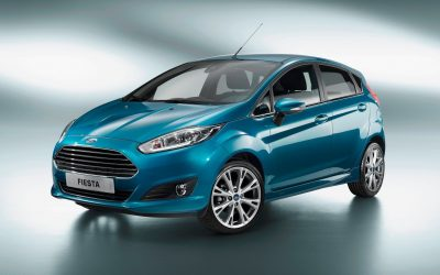 Ford Fiesta ECOBOOST 1.0 Turbo ECU tune