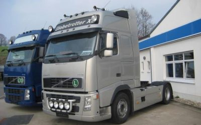 Volvo FH12 460 ECU TUNED