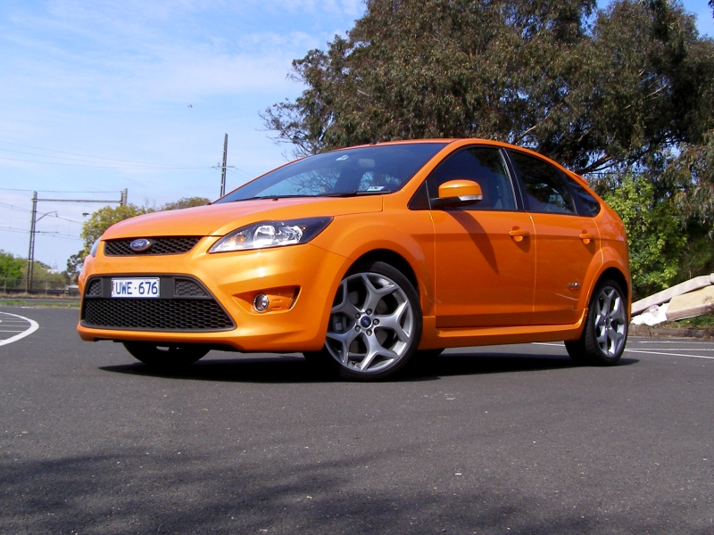 Ford Focus ST (XR5) Stage 2 Tuned