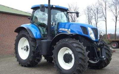New Holland T7 235 Tuned For Economy and Power Along With Adblue Solution
