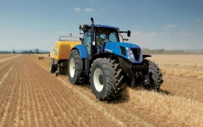 New Holland T7.185 Adblue / DEF Solution and ECU Tune