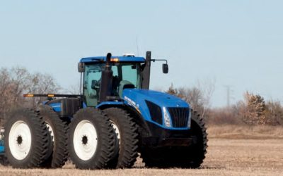 New Holland T9.615 Adblue / DEF Solution