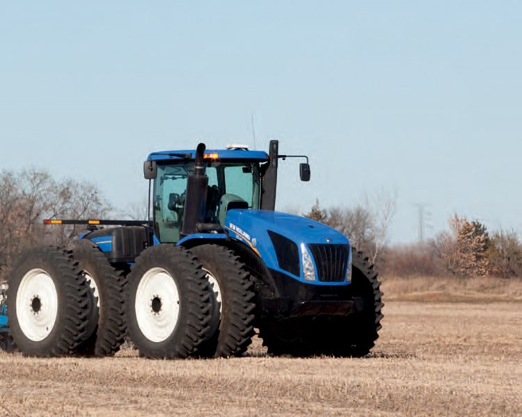 New Holland T9.615 Adblue / DEF Shut Down