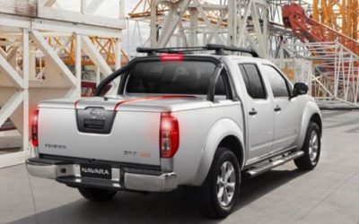 Nissan Navara STX 550 Towing Tune and EGR solution