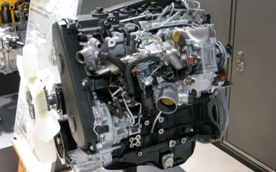 Toyota Hiace 1KD-FTV EGR Solution