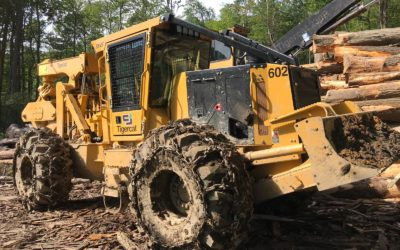 Tigercat 620E Log Skidder Tuned